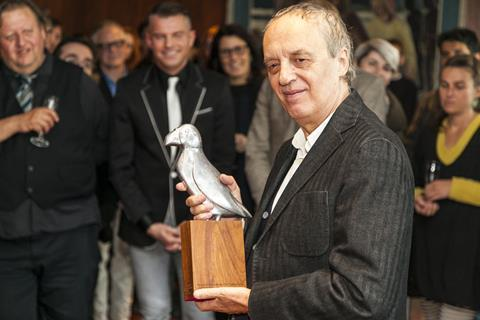 Dario Argento receives RIFF's Lifetime Achievement Award